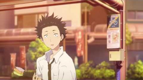 A Silent Voice (Koe no Katachi) Anime Movie PV