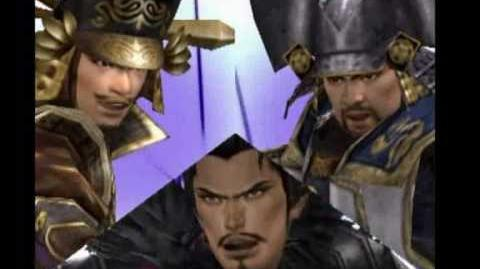 Warriors Orochi 2 Special Team Attacks Montage