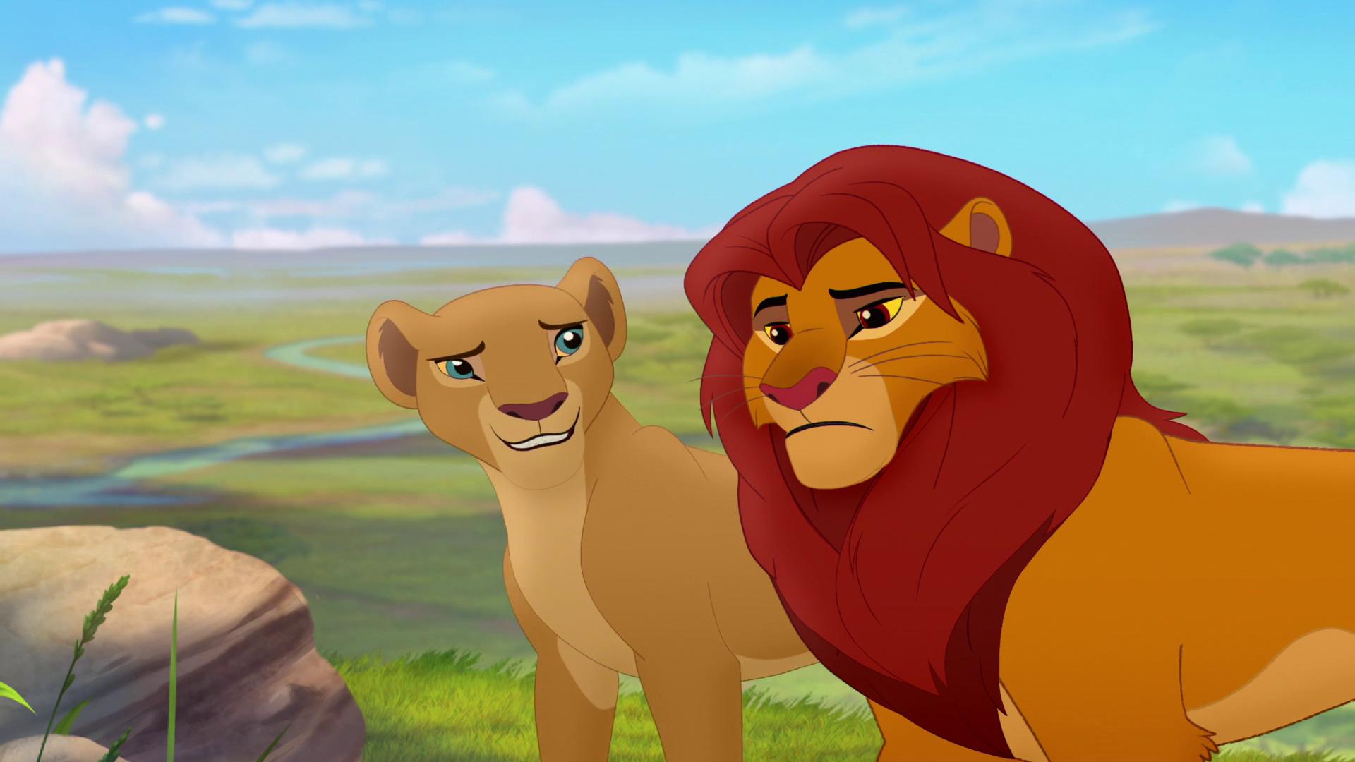 der könig der löwen rollen