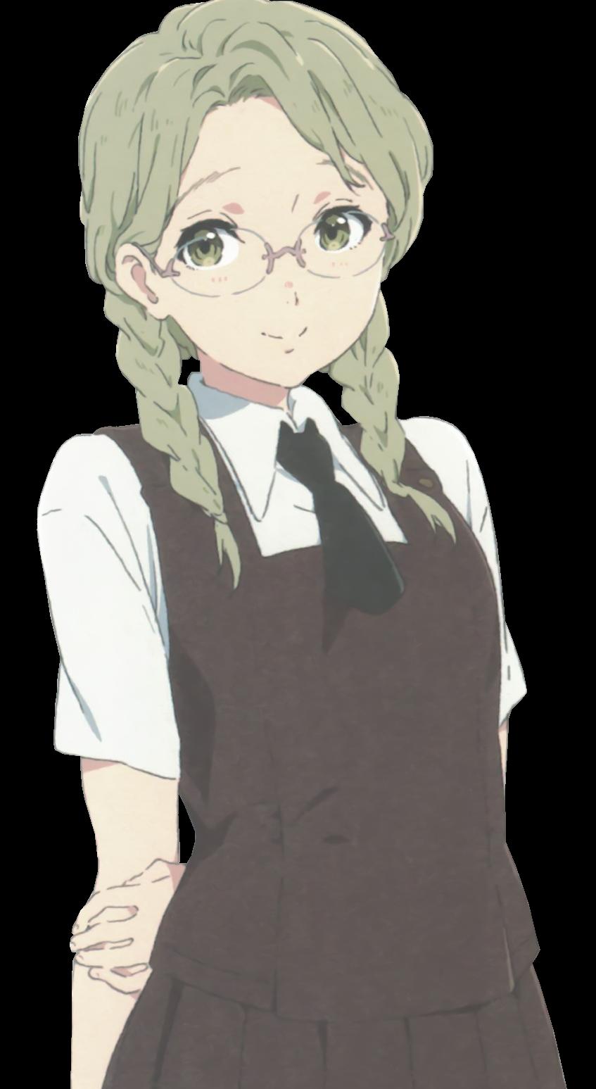 Miki Kawai Koe no Katachi Wiki