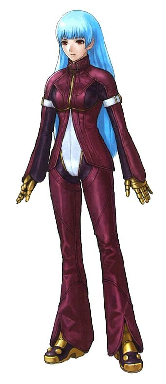 Kula Diamond The King Of Fighters Wiki Fandom