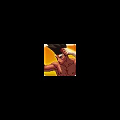 Logro de Joe en KOF XII