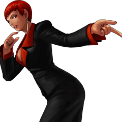 Pose de Victoria The King of Fighters XIII