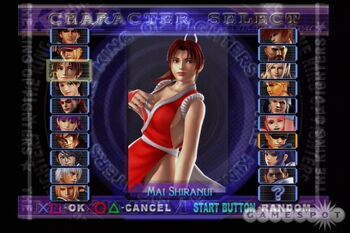 936full-king-of-fighters -maximum-impact,-the-screenshot