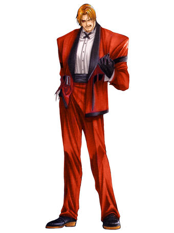 Rugal Bernstein The King Of Fighters Wiki Fandom