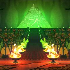 Egipto Stage