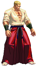 Geese kofxiii official by enlightendshadow-d4yj71e