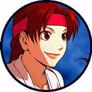 Yuri sakazaki portrait kof xi