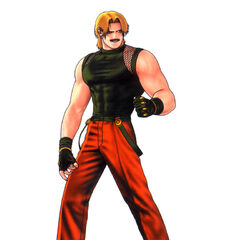 The King of Fighters '98 artwork