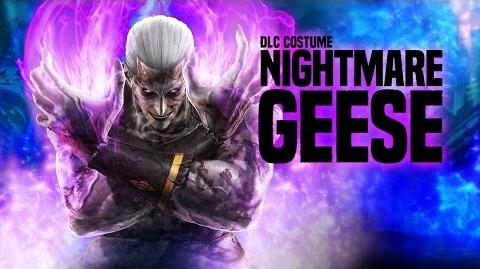 Nightmare Geese in THE KING OF FIGHTERS XIV
