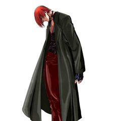 The King of Fighters 2000 Another Iori