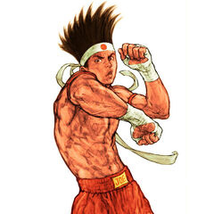 Capcom Vs SNK (Capcom Artwork)