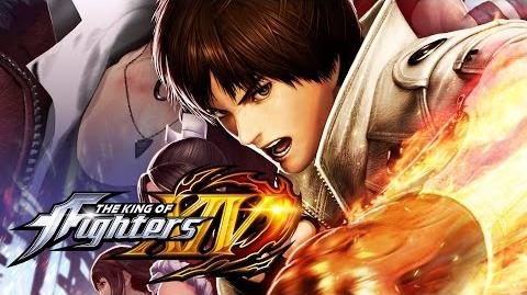 THE KING OF FIGHTERS XIV Launch Trailer ES
