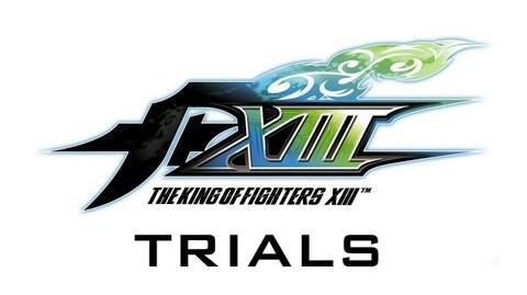 The King of Fighters XIII Trials - Saiki