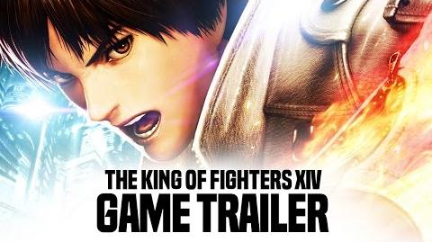 THE KING OF FIGHTERS XIV TRAILER 1(US)