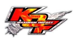 Kof-maximum-impact-logo