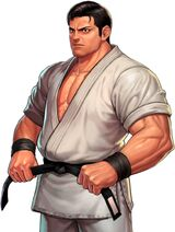 Takuma Sakazaki 98 the king of fighters all stars
