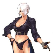 Angel The King Of Fighters Wiki Fandom