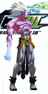 Magaki KOF XIII