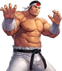 Goro daimon 94 the king of fighters all star