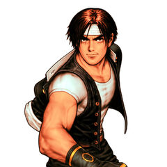 Kyo en Capcom vs. SNK 2