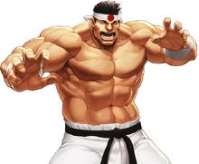 Goro Daimon the king of fighters destiny
