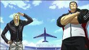 Daimon y Benimaru en KOF XIII (2)