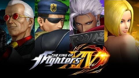 KOF XIV - 4 DLC CHARACTERS 2