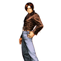 Another Striker Kyo The King of Fighters '99 Evolution