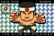 Daimon (Chibi) (KOF XIII)
