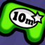 10 Million Plays badge