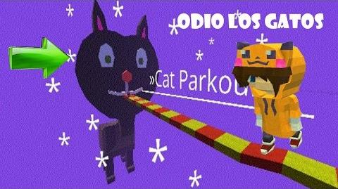 Odio los gatos!!! - Cat Parkour - KoGaMa