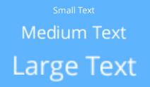 TextboxSizes