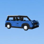 Exelaratore's Car