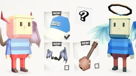 KoGaMa Cosmetic Update
