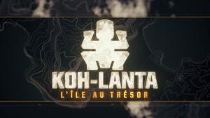 Koh-Lanta L'île au trésor Logo