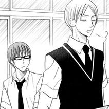 Otabe and yabuki