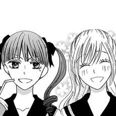 Momoka and reiko