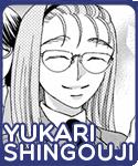 Yukari character