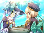 Hinari vs Shuri