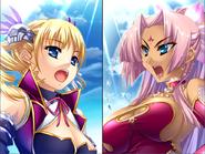 Karin vs Sheren
