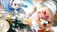 Hikari vs Miku