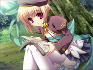 Shuri reading