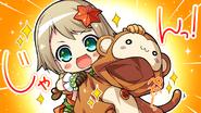 Ayana monkey