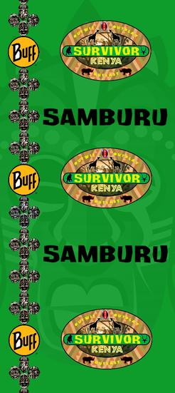 Samburu-buff