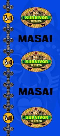 Masai-buff