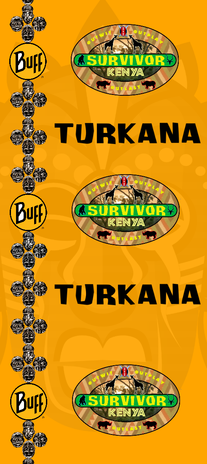 Turkana-buff