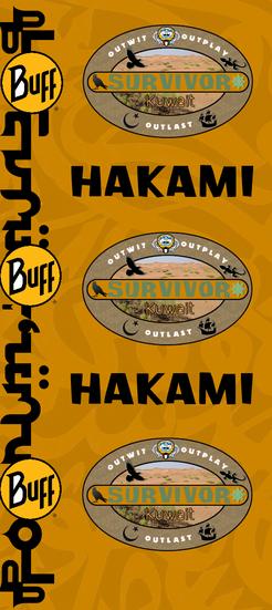 Hakami-buff