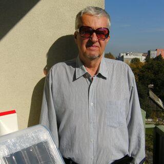 Kolektor solarny ProfiloCap własnej konstrukcji w Częstochowie