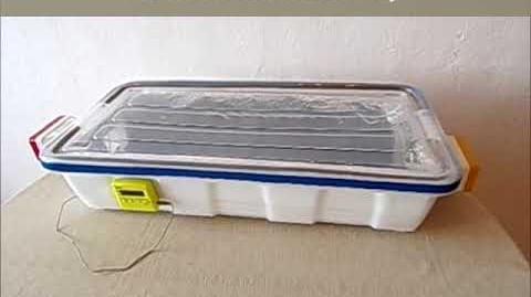 Kolektor solarny AilettoCap Plus (samokonstrukcja)